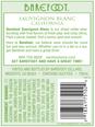 Barefoot Cellars Sauvignon Blanc  750ML image number 4