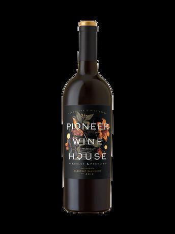 Pioneer Wine House Cabernet Sauvignon V18 750ML image number 1