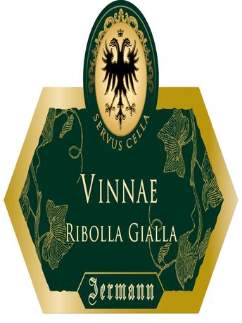 Jermann Vinnae Ribolla Gialla V17 750ML image number 3
