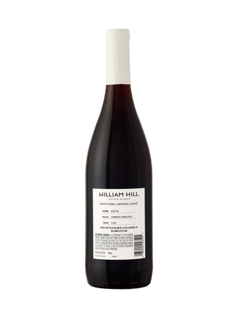 William Hill Estate Winery Pinot Noir V18 750ML image number 2