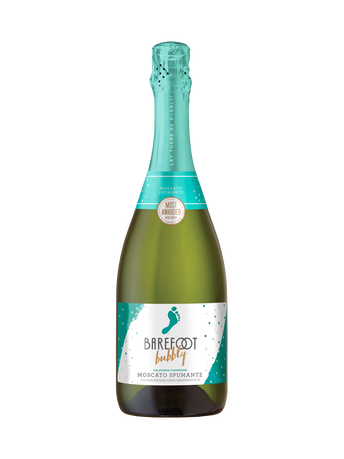 Barefoot Bubbly Moscato Spumante  750ML image number 1