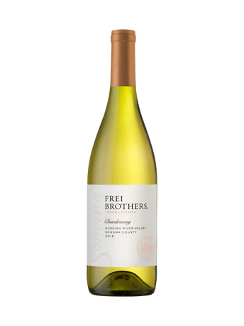 Frei Brothers Sonoma Reserve Chardonnay V18 750ML image number 1