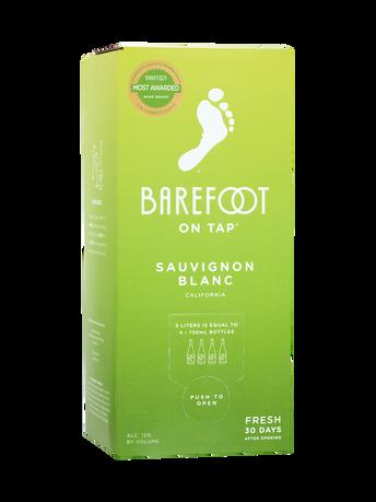 Barefoot Sauvignon Blanc  3.0L image number 1