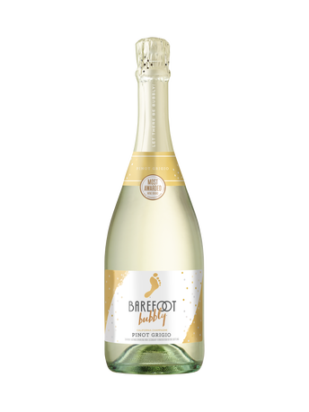 Barefoot Bubbly Pinot Grigio 750ML image number 2