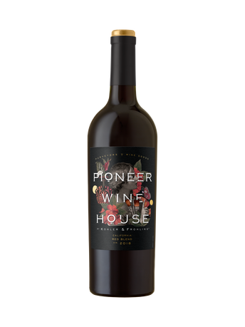 Pioneer Wine House Red Blend V18 750ML image number 1