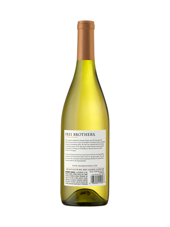 Frei Brothers Russian River Valley Chardonnay V18 750ML image number 2