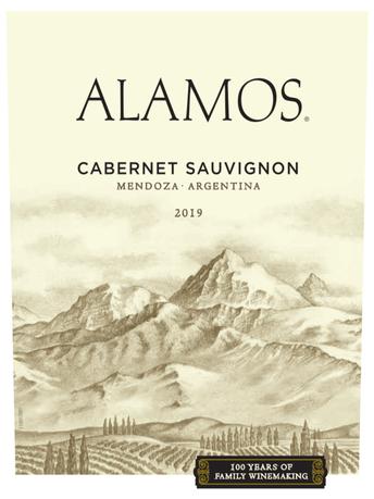 Alamos Cabernet Sauvignon V19 750ML image number 3