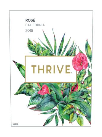 Thrive Rosé V18 750ML image number 5
