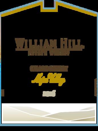 William Hill Estate Winery Chardonnay V17 750ML image number 2
