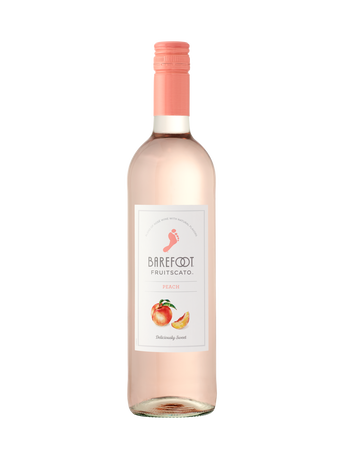 Barefoot Peach Fruitscato  750ML image number 1