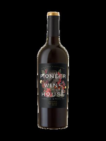 Pioneer Wine House Red Blend V18 750ML image number 1