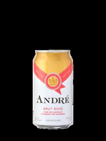 Andre Brut Rose 375ML image number 1