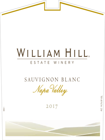 William Hill Estate Winery Sauvignon Blanc V17 750ML image number 2