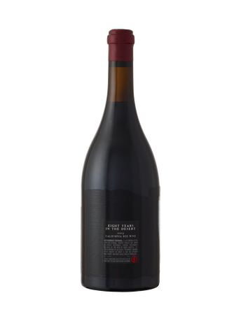 Orin Swift 8 Years in the Desert 750ML 2019 image number 2