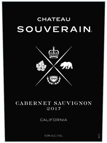 Chateau Souverain Cabernet Sauvignon V17 750ML image number 2