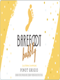 Barefoot Bubbly Pinot Grigio 750ML image number 3
