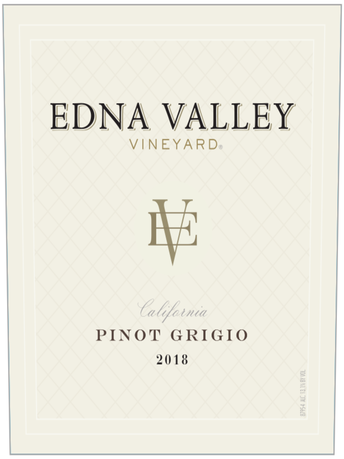 Edna Valley Vyd Pinot Grigio V18 750ML image number 2