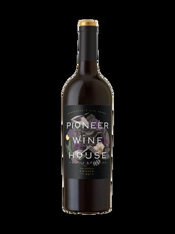 Pioneer Wine House Zinfandel V17 750ML image number 1