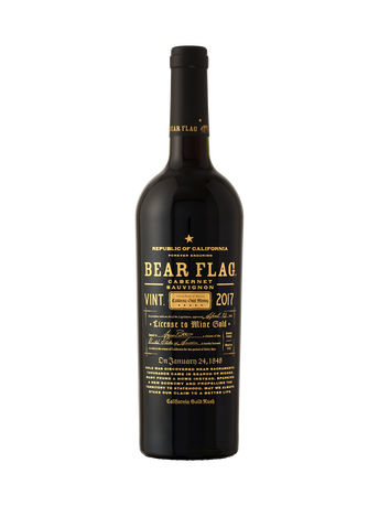 Bear Flag Premium Cabernet Sauvignon V17 750ML image number 3