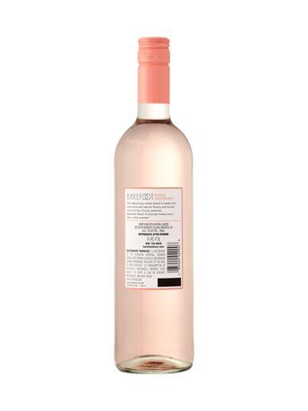 Barefoot Peach Fruitscato  750ML image number 2