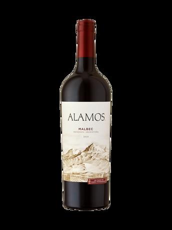 Alamos Malbec V18 750ML image number 1
