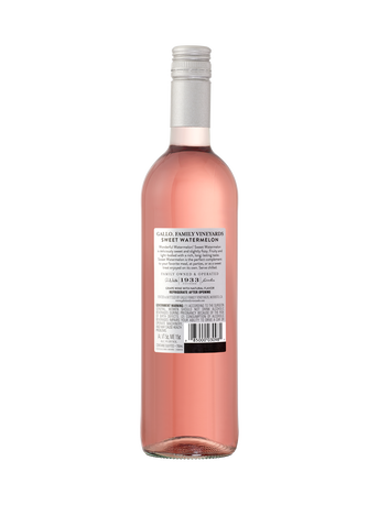 Gallo Family Vineyards Sweet Watermelon  750ML image number 2