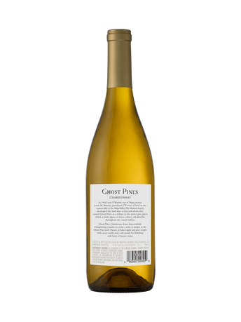 Ghost Pines Chardonnay V18 750ML image number 4