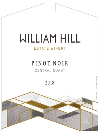 William Hill Estate Winery Pinot Noir V18 750ML image number 7