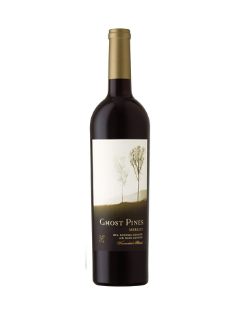Ghost Pines Merlot V16 750ML image number 1