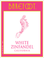 Barefoot Cellars White Zinfandel  750ML image number 2