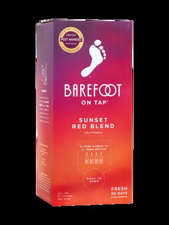 Barefoot Sunset Red Blend  3.0L image number 1