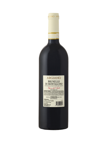 Argiano Vigna Del Suolo Red Blend V15 750ML image number 3
