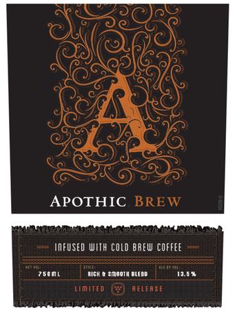 Apothic Brew  750ML image number 5