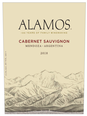 Alamos Cabernet Sauvignon V18 750ML image number 3