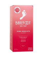 Barefoot Pink Moscato 3.0L