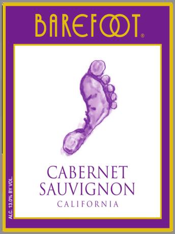 Barefoot Cabernet Sauvignon  750ML image number 2