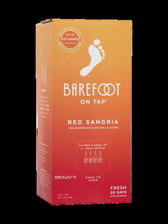 Barefoot Red Sangria  3.0L image number 1