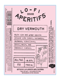 Lo-Fi Aperitifs Dry Vermouth  750ML image number 2