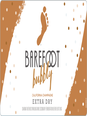 Barefoot Bubbly Extra Dry Champagne  750ML image number 3