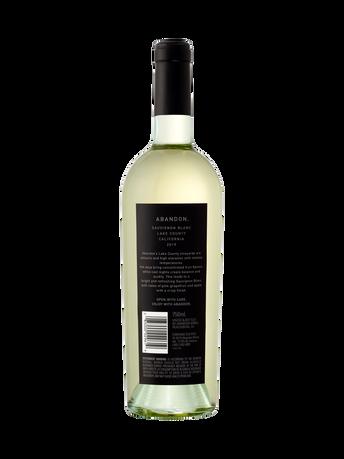 Abandon Sauvignon Blanc V19 750ML image number 4