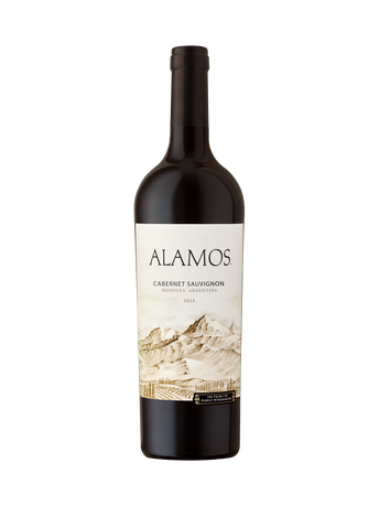 Alamos Cabernet Sauvignon V18 750ML image number 2