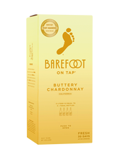 Barefoot Buttery Chardonnay 3.0L