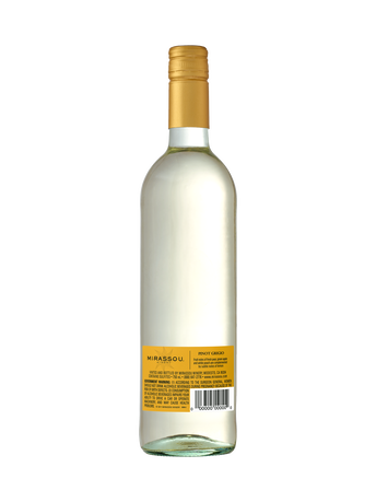 Mirassou Pinot Grigio V19 750ML image number 2