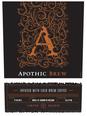 Apothic Brew  750ML image number 3