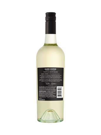 Dark Horse Sweet Victory Tropical White Blend 750ML image number 2