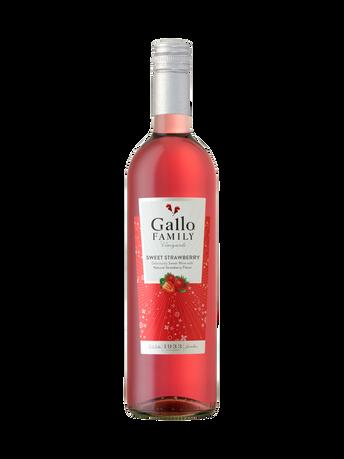 Gallo Family Vineyards Sweet Strawberry  750ML image number 1