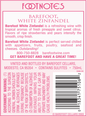 Barefoot Cellars White Zinfandel  750ML image number 3