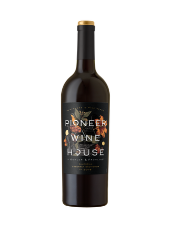 Pioneer Wine House Cabernet Sauvignon V18 750ML image number 1