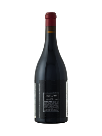 Orin Swift 8 Years in the Desert 750ML 2018 image number 2