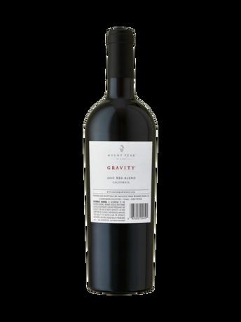 Mount Peak Winery Gravity Red Blend  V16 750ML image number 2